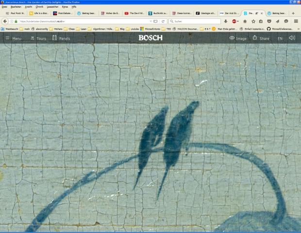 Hieronymous-Bosch-Tour Screenshot
